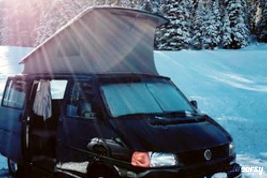 Black Beauty - Volkswagen Eurovan MV Lakewood, CO