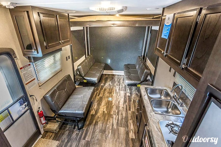 exterior 2017 Jayco Octane Mooresville, IN