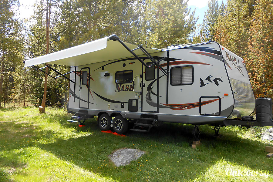 2016 Northwood Mfg Nash Trailer Rental In Yellowstone