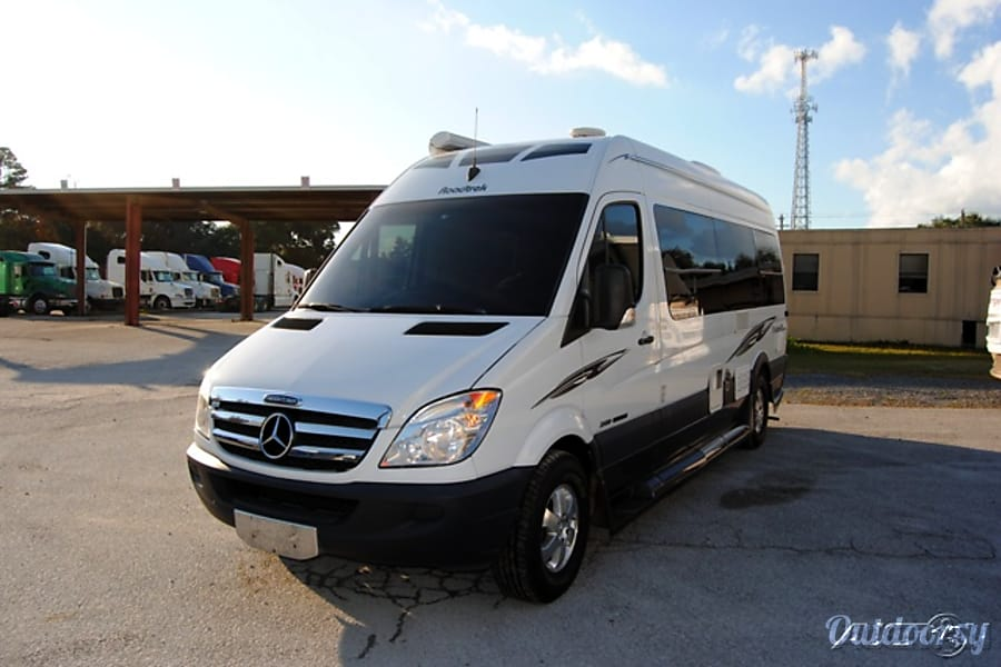 2009 Roadtrek Mercedes Sprinter Adventurous Rs Sunnyvale, CA