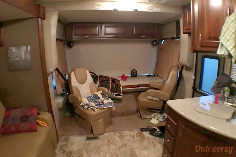 interior 2015 Coachmen Mirada Chandler, AZ