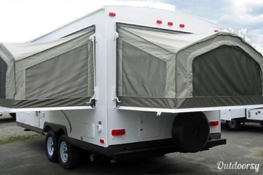 2018 Forest River Shamrock 183 Trailer Rental In Golden