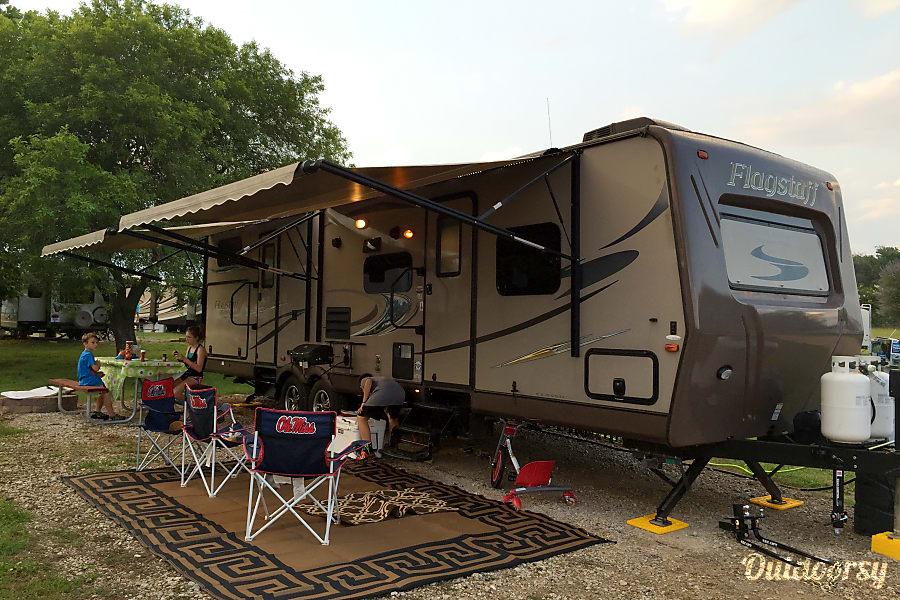 2014 Forest River Flagstaff Super Lite Conroe, TX