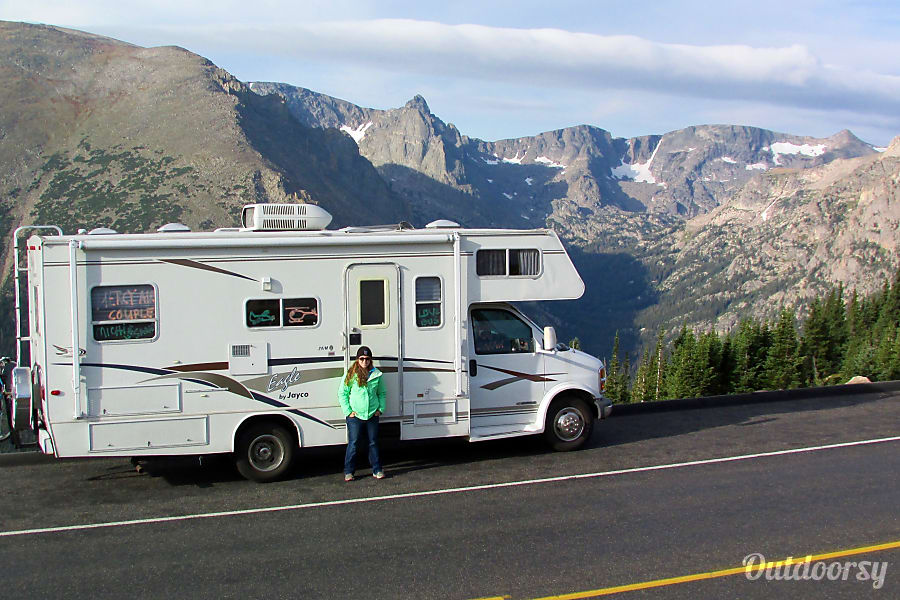 Perfect for your next long road trip (with NO mileage limits)! East Point, GA Trail Ride Road - Rocky Mountain National Park