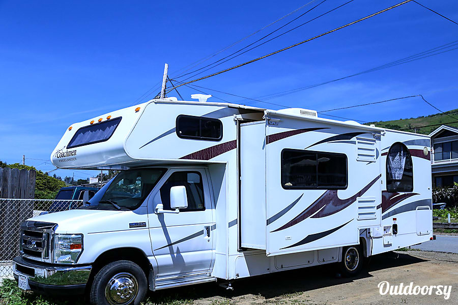 exterior Glampin in Gloria Morro Bay, CA