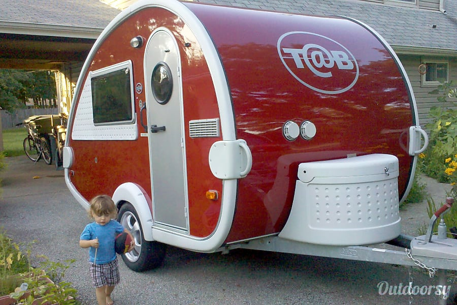 2007 T B Teardrop Trailer Rental In Columbus Oh Outdoorsy