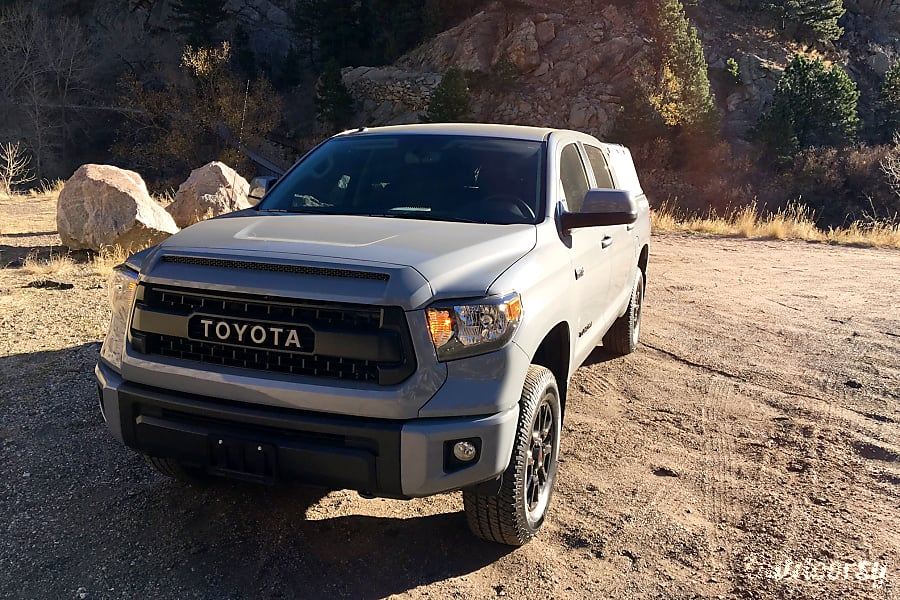 2017 Toyota Tundra TRD PRO Golden, CO