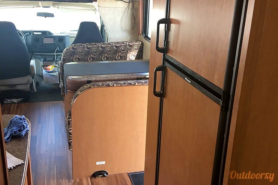 interior 2014 Coachman Freelander 32 bh Tempe, AZ