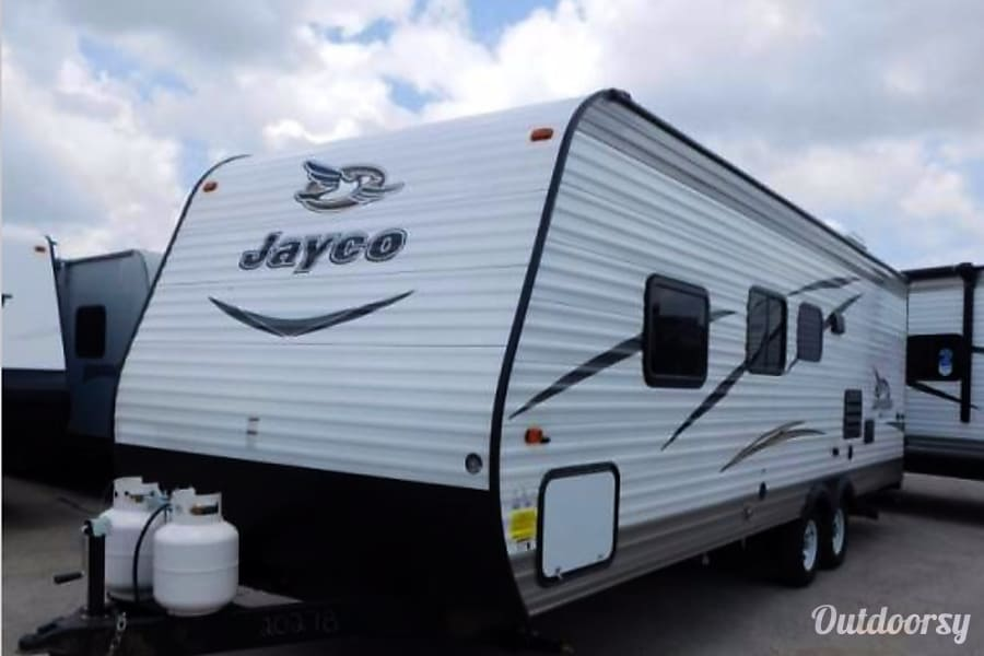 exterior 2017 Jayco Jay Flight Pflugerville, TX