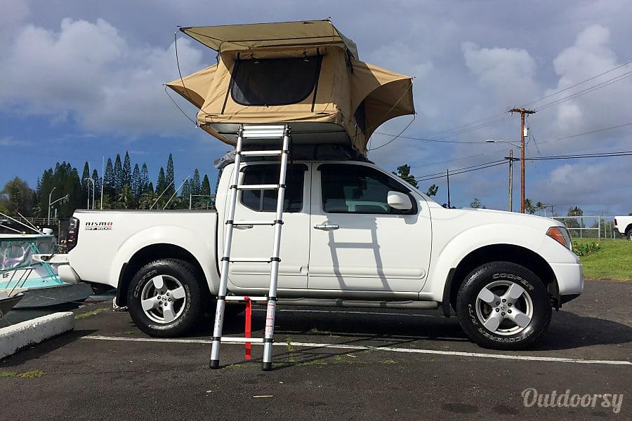 2005 Nissan Frontier Nismo Crew Cab Motor Home Truck Camper Rental