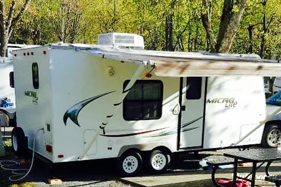 Delivery available 2010 Flagstaff Micro Lite Woodfin, NC