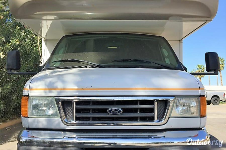 exterior 2007 Fleetwood Tioga Phoenix, AZ