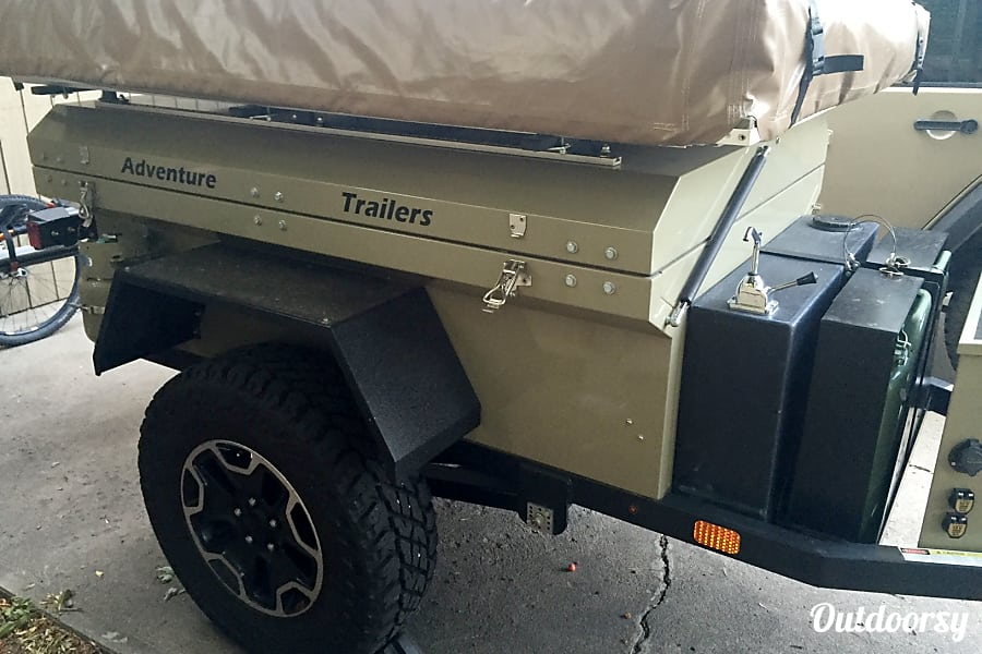 2011 Adventure Trailers Chaser Golden, CO