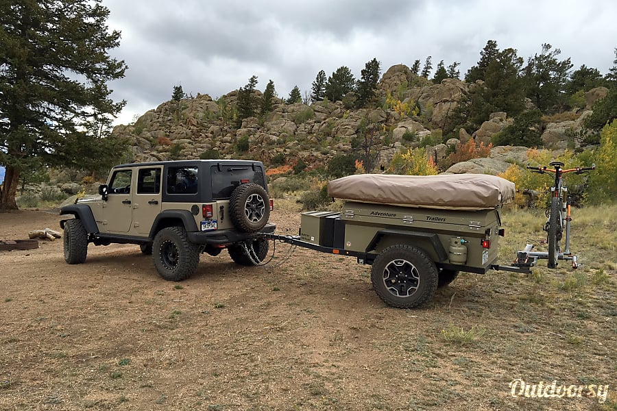2016 Jeep Rubicon Hard Rock Edition Hard Rock Edition Golden, CO