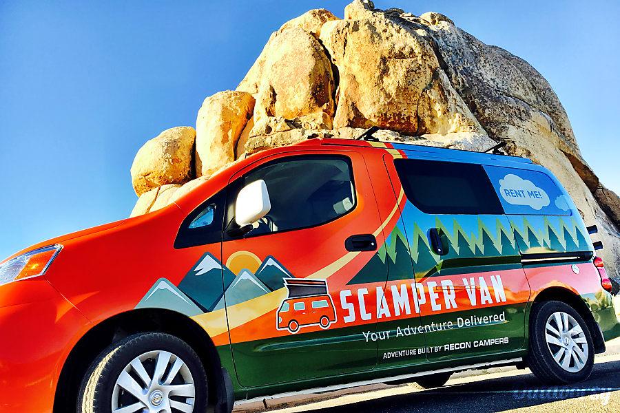 Scamper Van/Camper Van Atlanta, GA