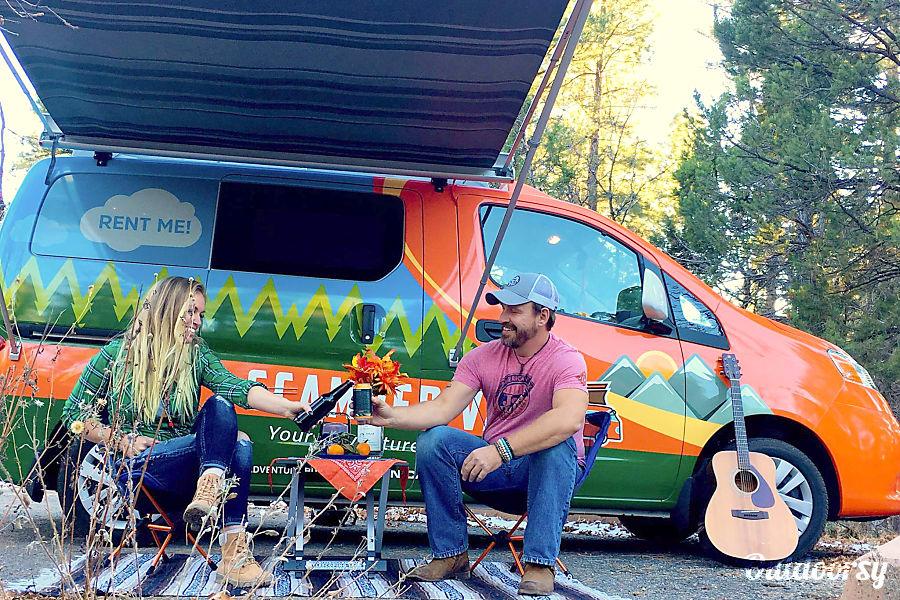sCAMPer Van 2 Atlanta, GA