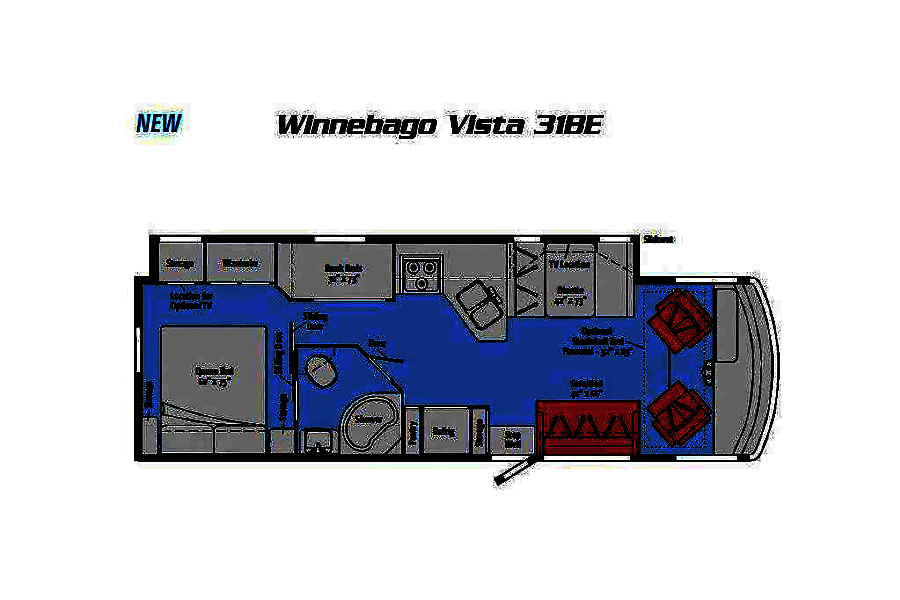 2017 Winnebago Vista San Diego, CA
