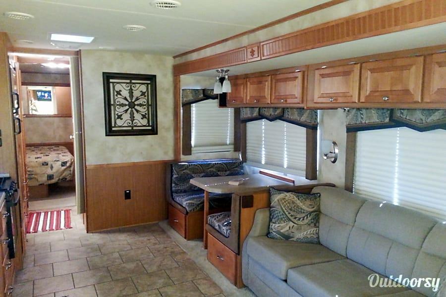interior Many Happy Adventures - 32 Footer - Sleeps 4 Adults + 2 Kids Tucson, AZ