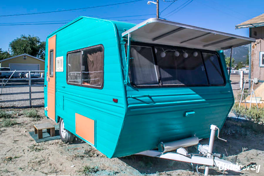 1980 Komfort Komfort Trailer Rental In Reno Nv Outdoorsy