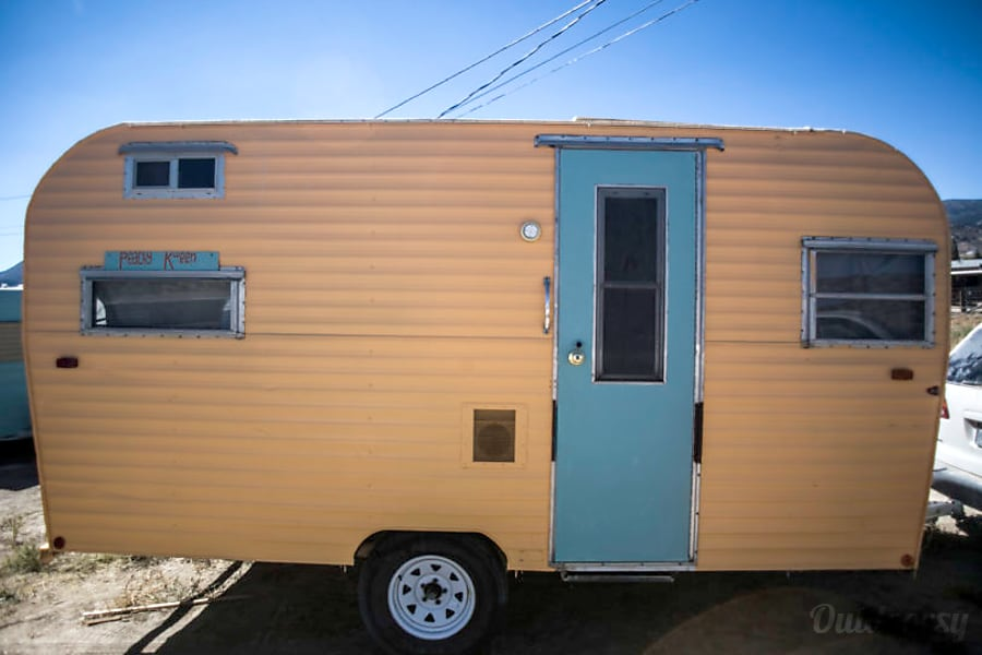 1970 Rw Traveler Other Trailer Rental In Reno Nv Outdoorsy
