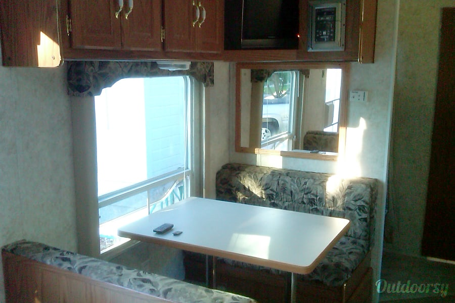 interior 2004 Forest River Wildwood 27 ft trailer Gardnerville, NV