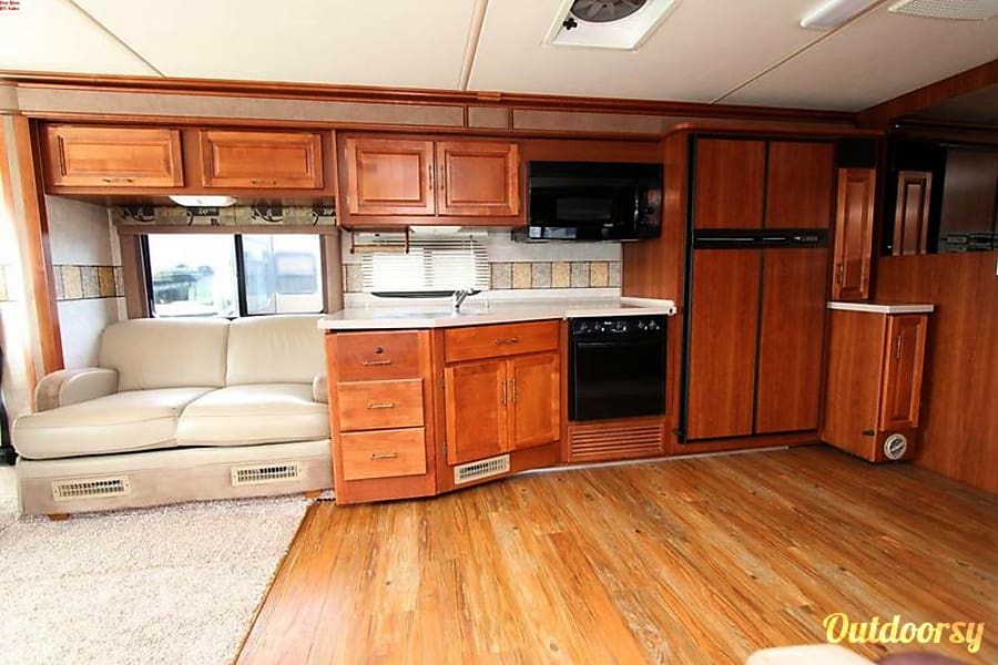 2005 Fleetwood Expedition Santa Clarita, CA This is Photo with different interior colors and floor finish..  updated photos coming soon!