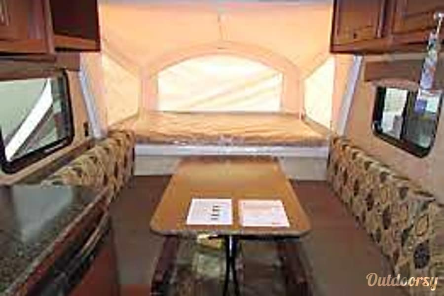 interior 2015 Coachmen Clipper Hybrid North Plains, OR
