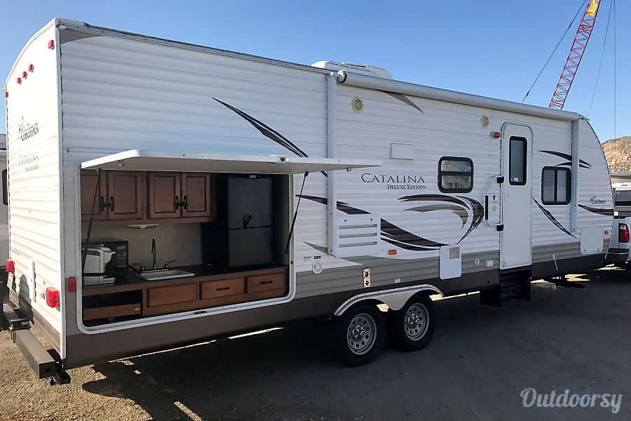 2012 Coachmen Catalina Deluxe Edition Lakeside, CA