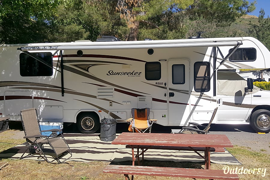 exterior 2017 Forest River Sunseeker Ventura, CA