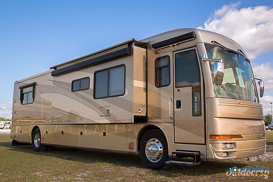 exterior American Tradition - 40' Class A Diesel Riverview, FL