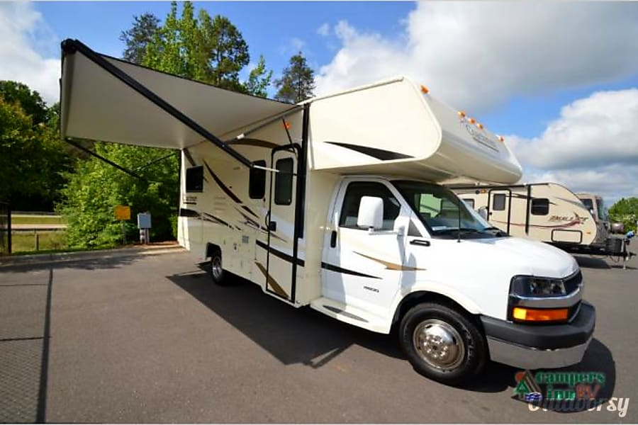 2015 Coachmen Freelander Placerville, CA