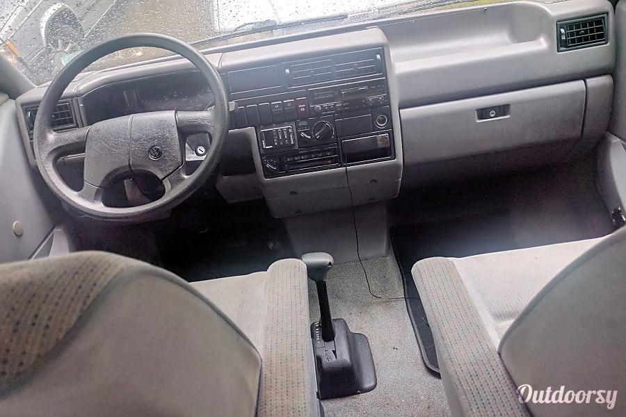 """interior """"Easy"""" 1993 Volkswagen Westfalia Weekender Camper Van Cleveland, TN"""
