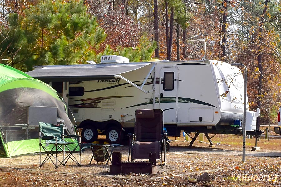 "exterior 2013 Forest River Prime Time Tracer!! Ultimate adventure ""Glamping"" Virginia Beach, VA"