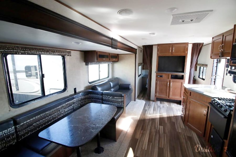 2017 Jayco Jay Flight 35ft Bunkhouse Windsor, CO