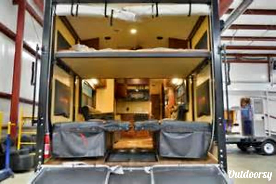 interior The RubQ Rig - 2014 Evergreen Amped Roy, UT