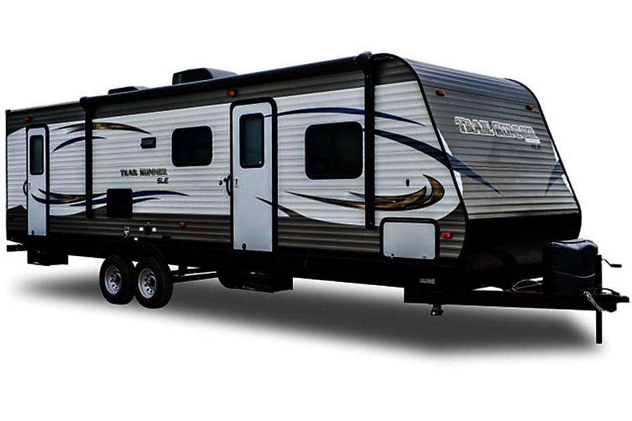 exterior 2016 Heartland TrailRunner SLE29 Meridian, ID