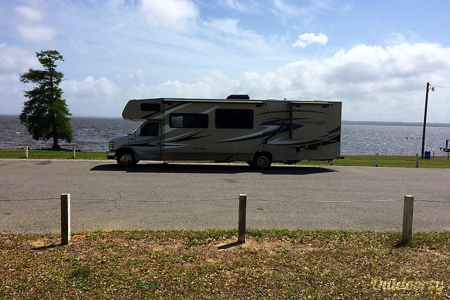 exterior LEWIS FAMILY RV Milton, FL