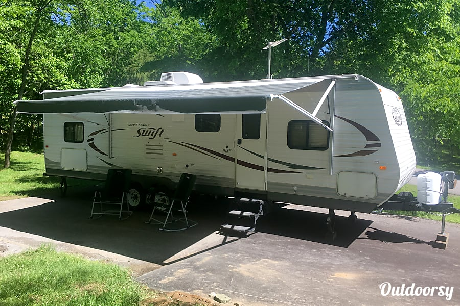 exterior 2015 Jayco Jay Flight Mount Juliet, TN