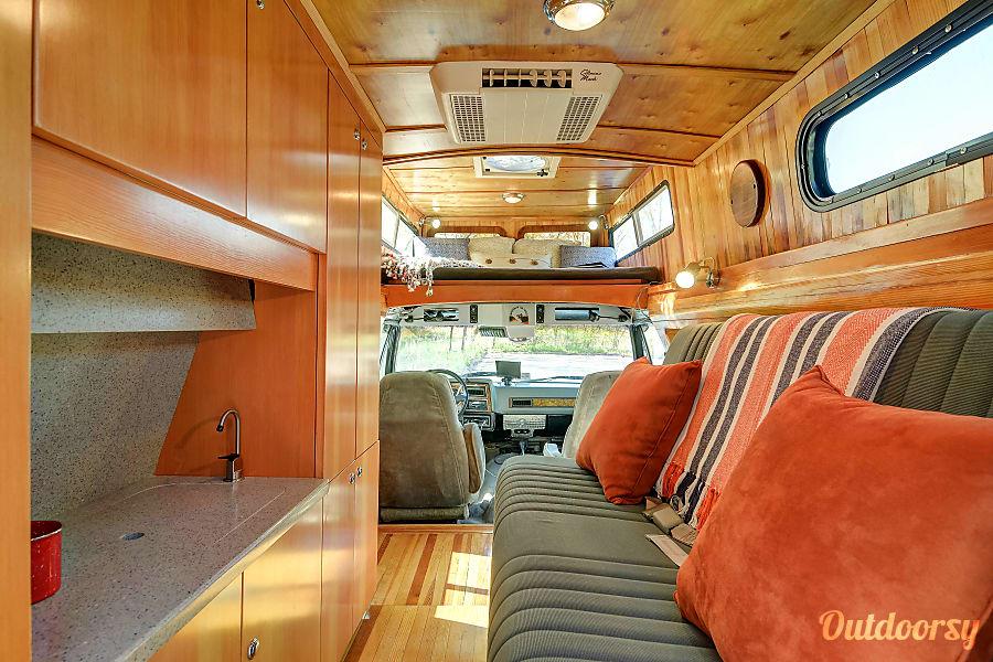1990 Chevrolet Custom Suburan RV Eden Prairie, MN