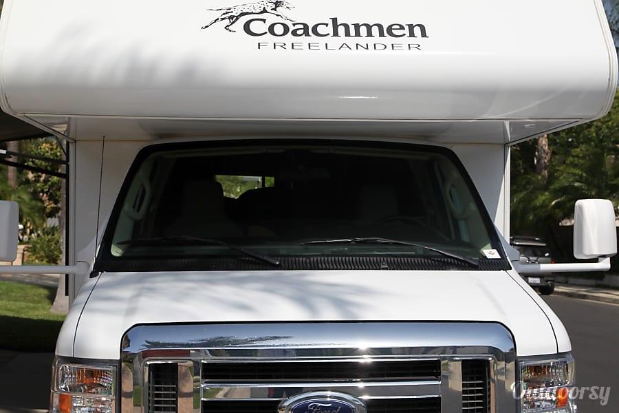 2012 Coachmen Freelander Loveland, CO Front of RV