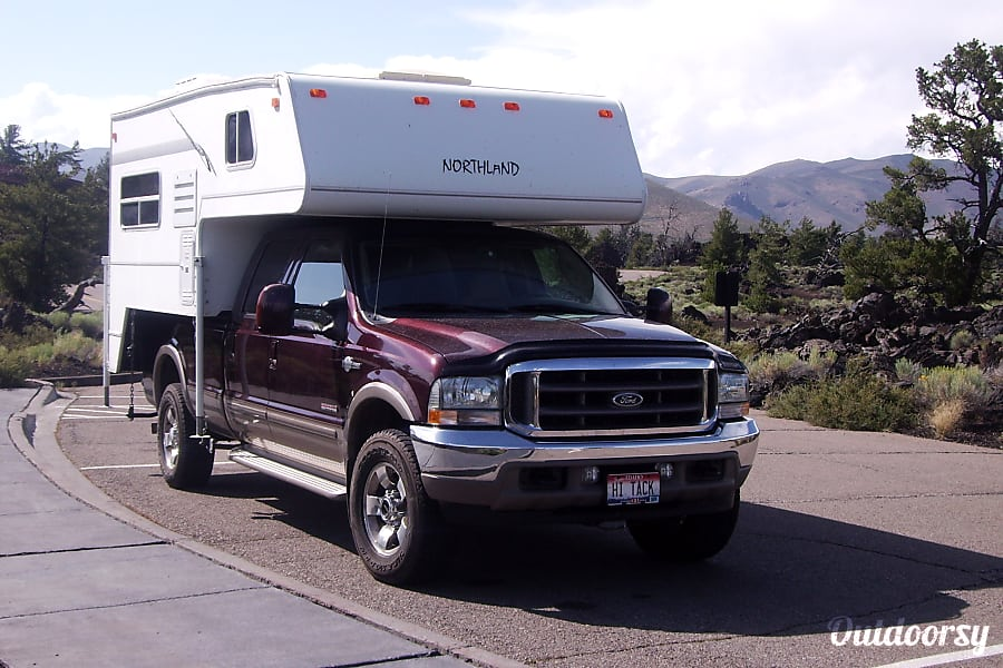 exterior 2002 Northland Koala 850 on F350 King Ranch Diesel Crew Cab (5 Seats) Los Angeles, CA