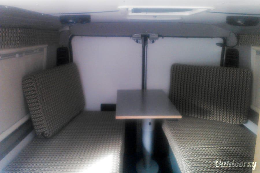 SUMPVEE V3.15 Custom PROMASTER Camper van Mills River, NC