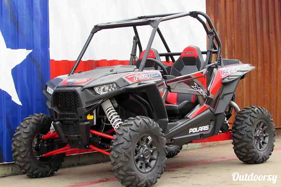 2017 Polaris RZR XP 1000 Sugar Land, TX Texas proud