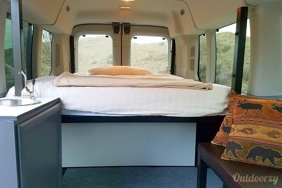interior Medium Extra Tall #5 - (Sleeps 2) Boise, ID