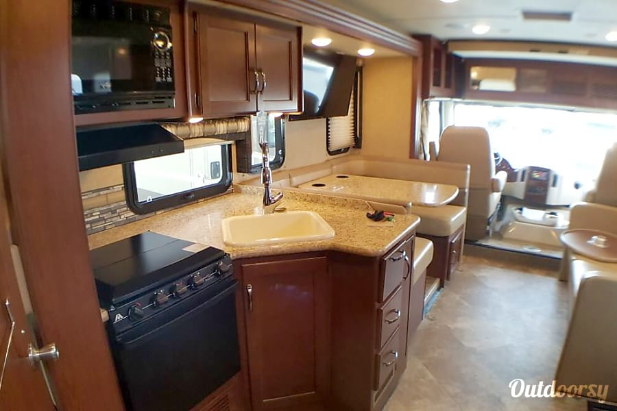 Usa Auto Insurance >> 2017 Thor Motor Coach ACE 30.2 Motor Home Class A Rental in Kennesaw, GA | Outdoorsy