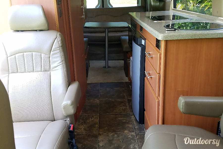 2012 Mercedes-Benz Sprinter - Enjoy the luxury of a Mercedes with the comfort of an RV Plantation, FL