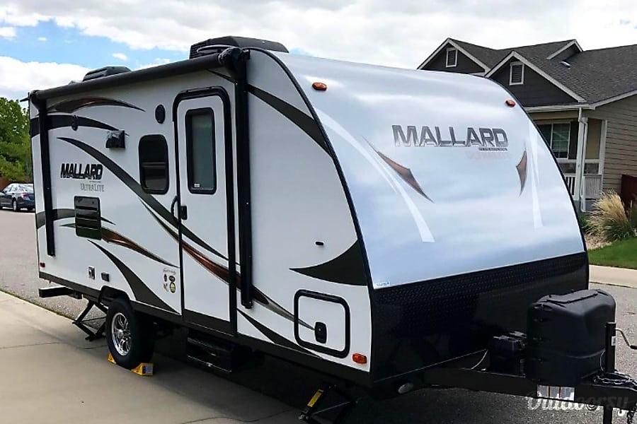 2018 Heartland Mallard Trailer Rental In Loveland Co
