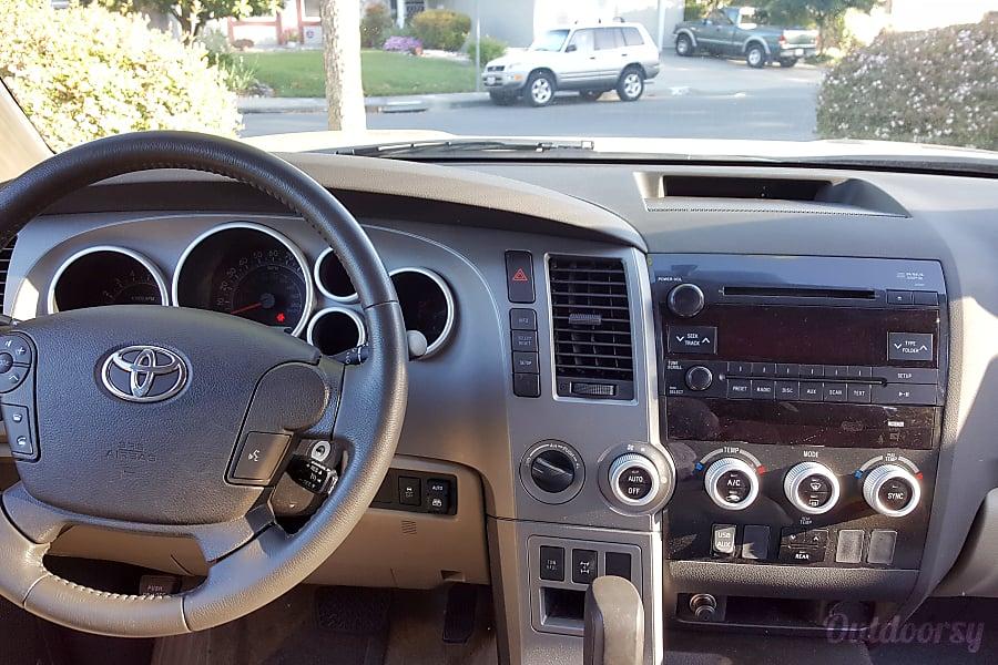 2011 Toyota Sequoia Pleasanton, CA