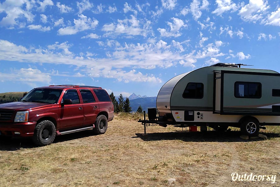 exterior 2016 Forest River R-Pod Jackson, WY