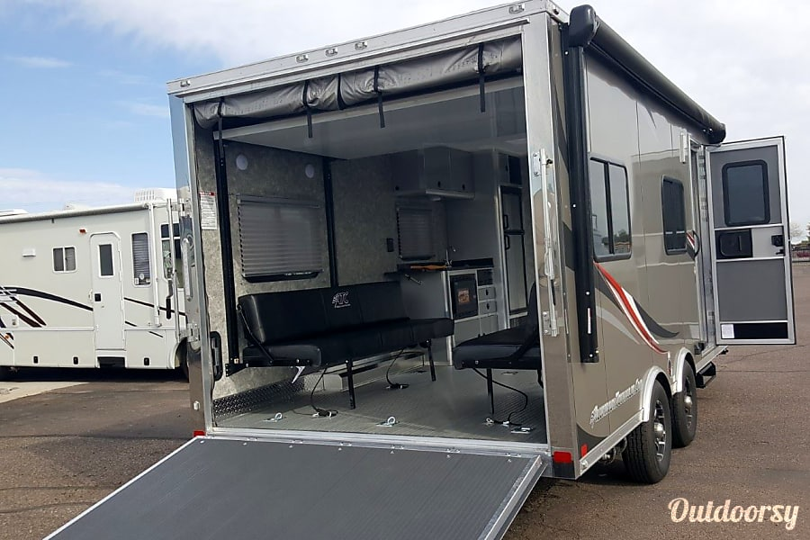 exterior 2017 Aluminum Trailer Company Other Westminster, CO